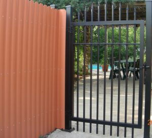 6 ft ornamental Walk Gate