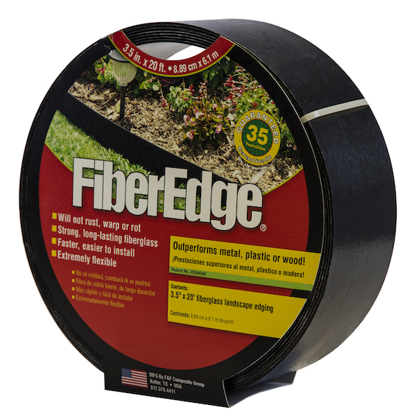 Fiberfence black