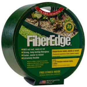 Fiberfence green